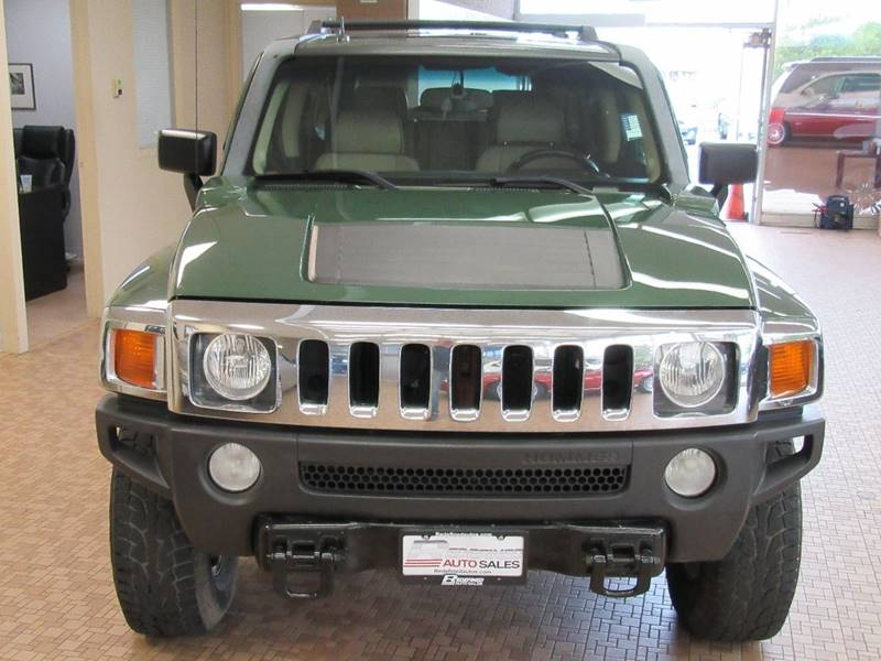 2006 HUMMER H3 for sale at Redefined Auto Sales in Skokie IL