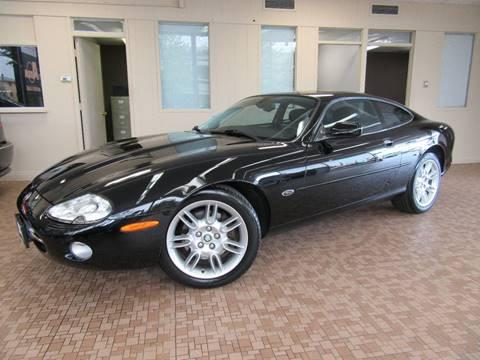 2002 Jaguar XK-Series for sale at Redefined Auto Sales in Skokie IL