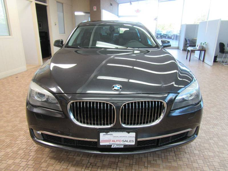 2009 BMW 7 Series for sale at Redefined Auto Sales in Skokie IL