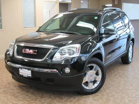 2008 GMC Acadia for sale at Redefined Auto Sales in Skokie IL