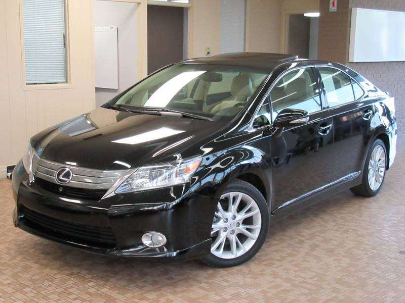 2010 Lexus HS 250h for sale at Redefined Auto Sales in Skokie IL