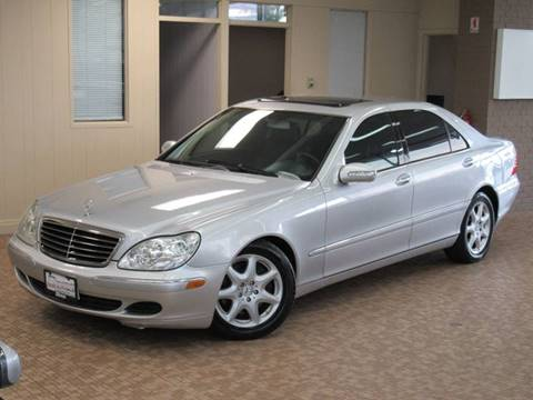 2004 Mercedes-Benz S-Class for sale at Redefined Auto Sales in Skokie IL