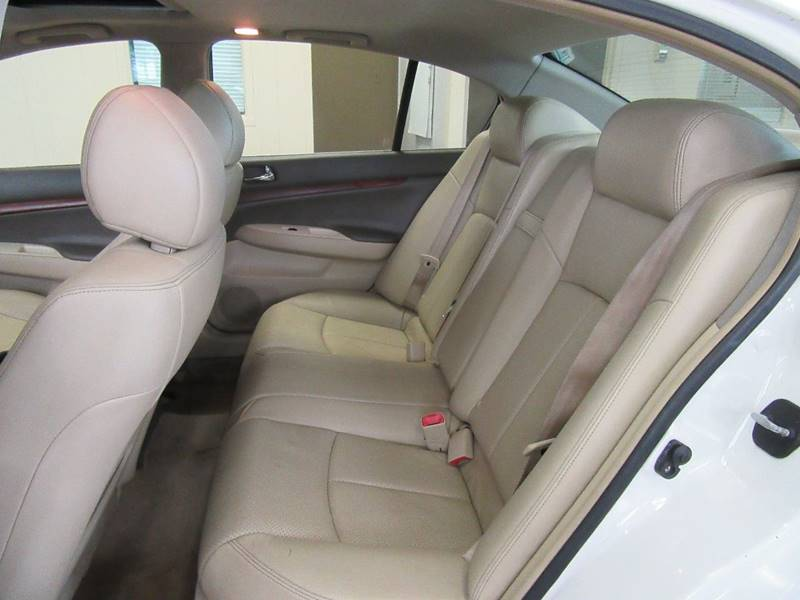 2007 Infiniti G35 for sale at Redefined Auto Sales in Skokie IL