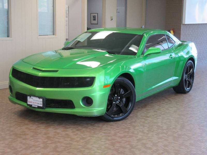 2011 Chevrolet Camaro for sale at Redefined Auto Sales in Skokie IL