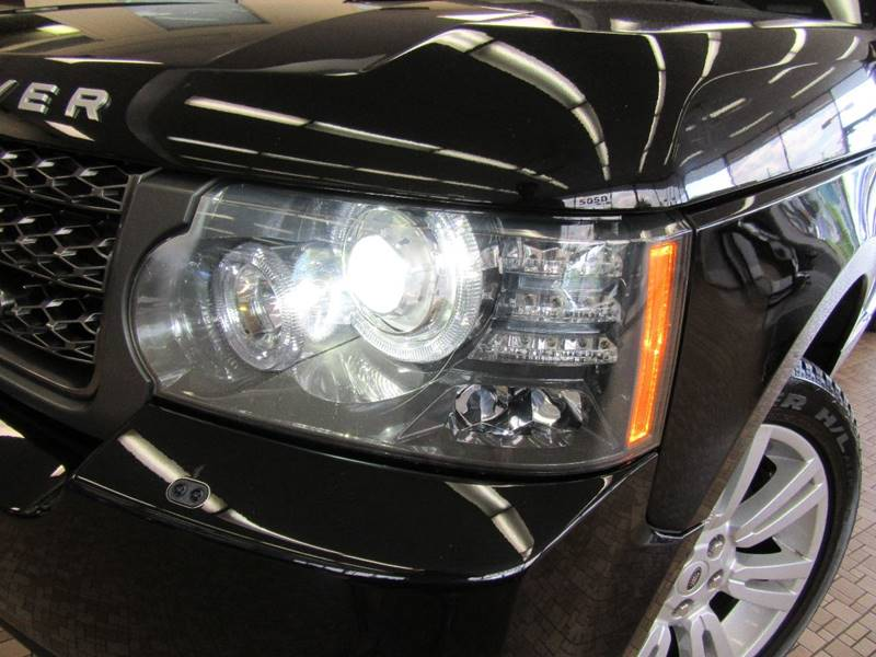 2011 Land Rover Range Rover for sale at Redefined Auto Sales in Skokie IL