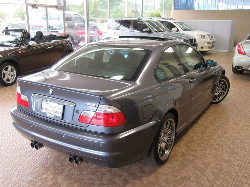 2003 BMW M3 for sale at Redefined Auto Sales in Skokie IL