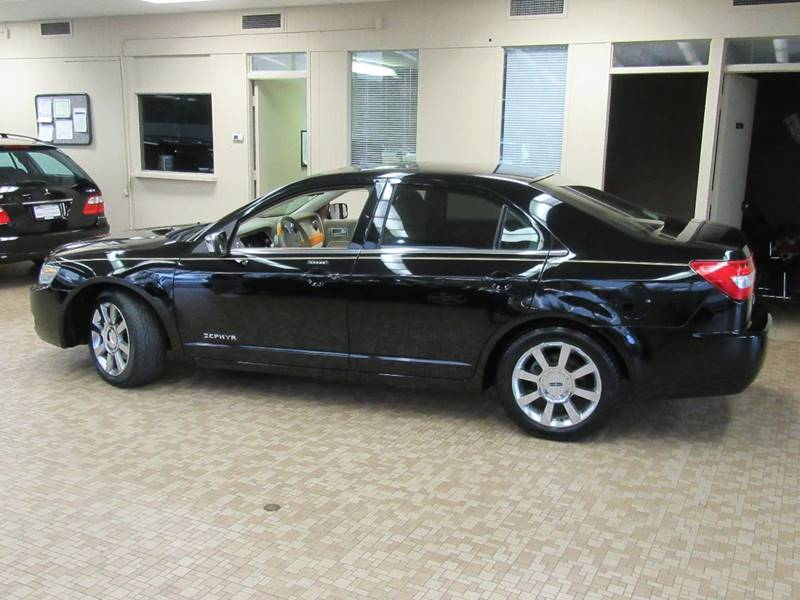2006 Lincoln Zephyr for sale at Redefined Auto Sales in Skokie IL