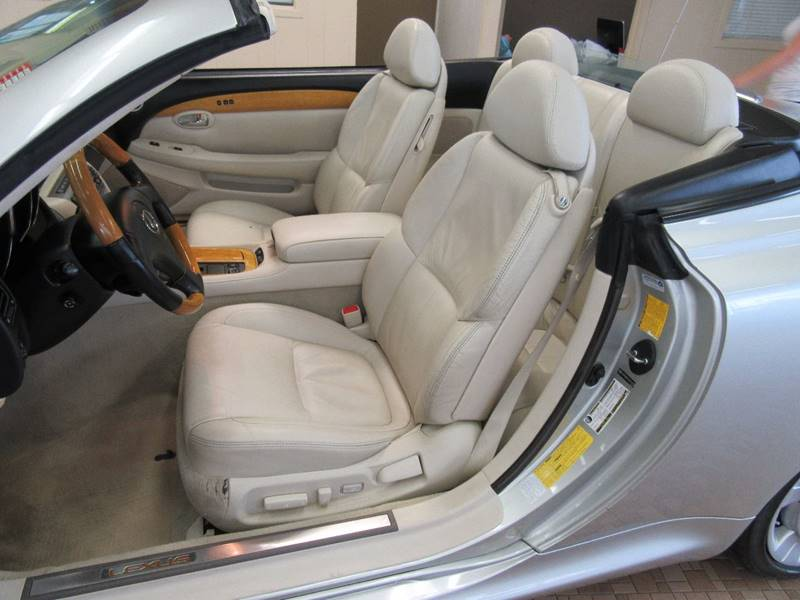 2005 Lexus SC 430 for sale at Redefined Auto Sales in Skokie IL