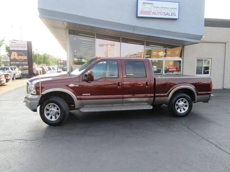 2005 Ford F-250 Super Duty for sale at Redefined Auto Sales in Skokie IL