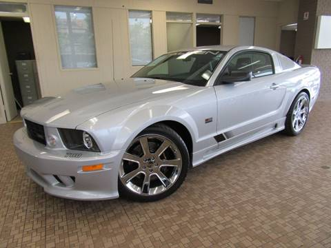 2005 Ford Mustang for sale at Redefined Auto Sales in Skokie IL