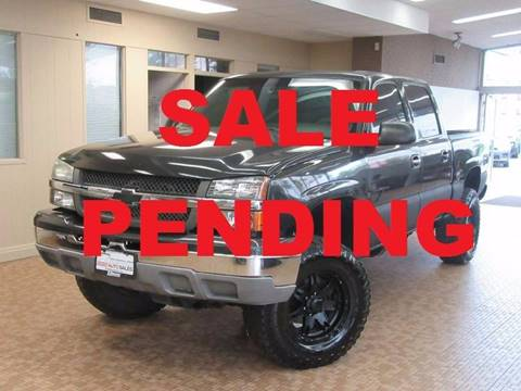 2005 Chevrolet Silverado 1500 for sale at Redefined Auto Sales in Skokie IL