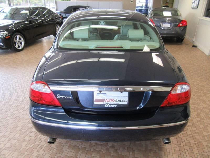 2007 Jaguar S-Type for sale at Redefined Auto Sales in Skokie IL