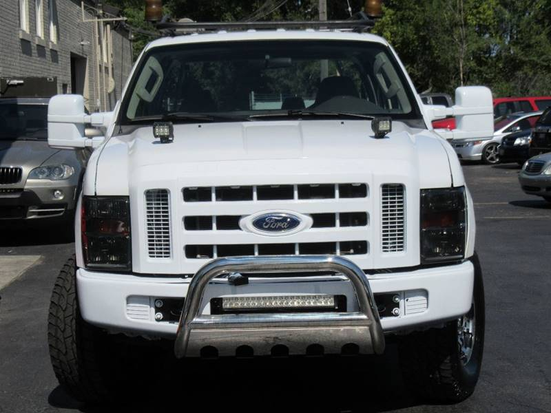 2008 Ford F-350 Super Duty for sale at Redefined Auto Sales in Skokie IL
