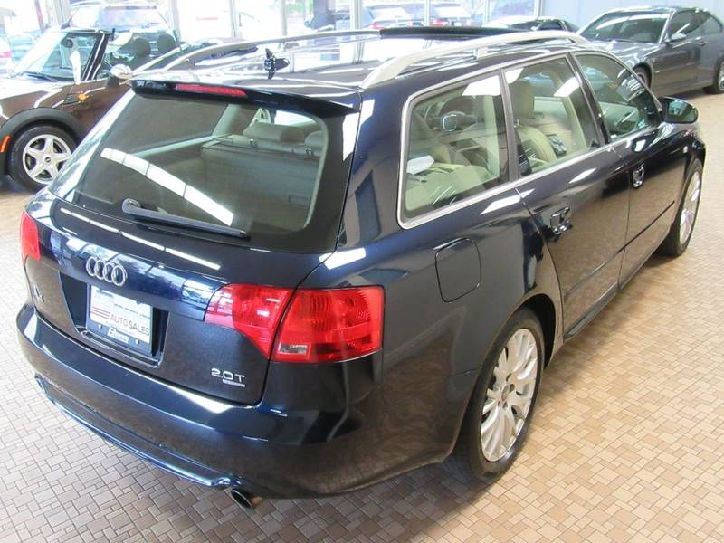 2008 Audi A4 for sale at Redefined Auto Sales in Skokie IL