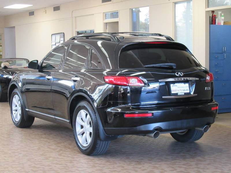 2005 Infiniti FX35 for sale at Redefined Auto Sales in Skokie IL