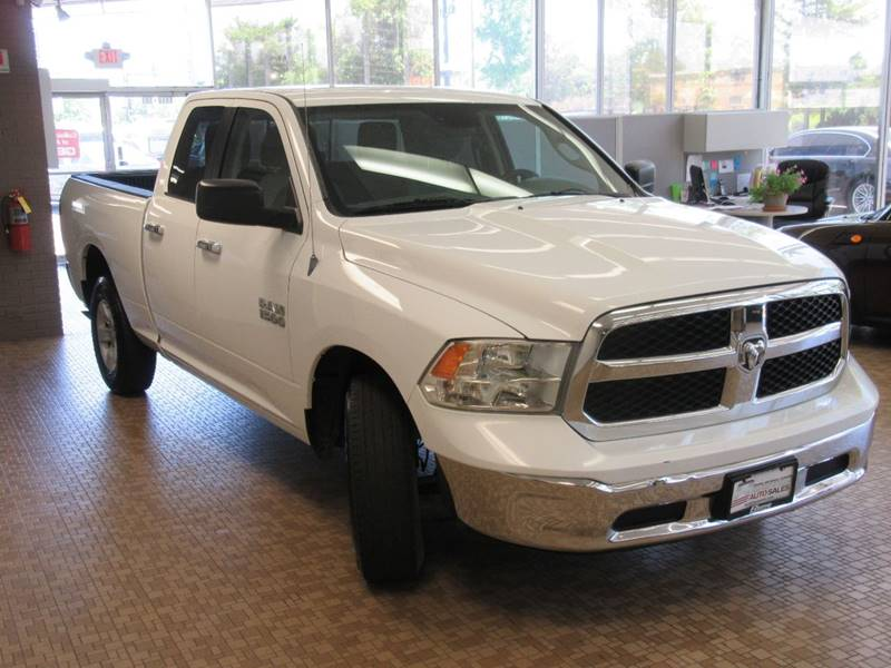 2013 RAM Ram Pickup 1500 for sale at Redefined Auto Sales in Skokie IL