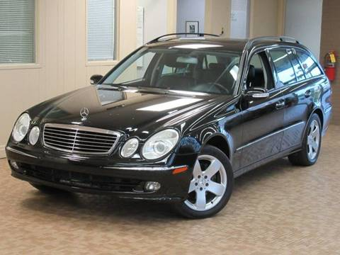 2006 Mercedes-Benz E-Class for sale at Redefined Auto Sales in Skokie IL