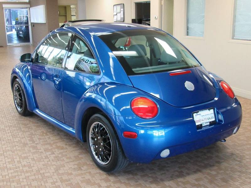 2003 Volkswagen New Beetle for sale at Redefined Auto Sales in Skokie IL