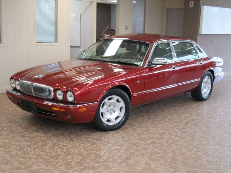 2002 jaguar xj series
