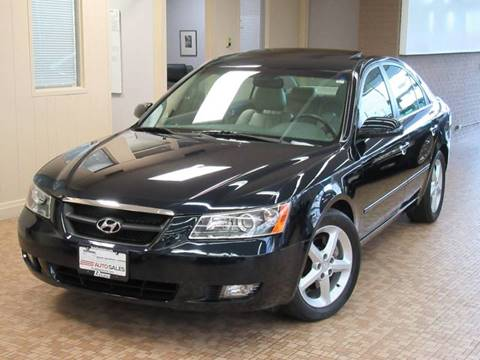 2006 Hyundai Sonata for sale at Redefined Auto Sales in Skokie IL