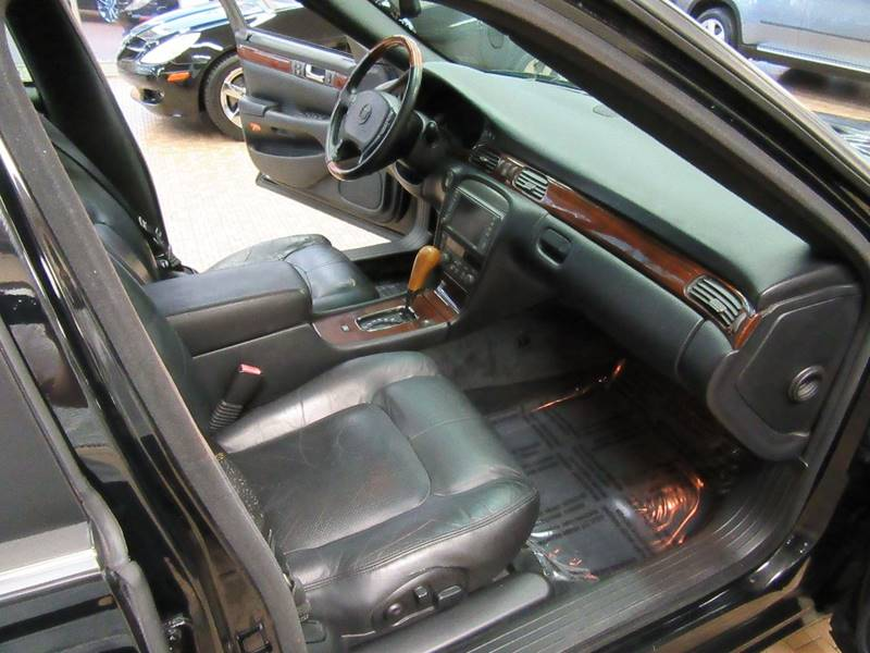 2002 Cadillac Seville for sale at Redefined Auto Sales in Skokie IL