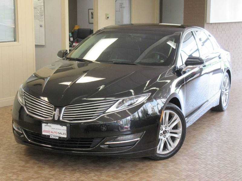 2014 Lincoln MKZ for sale at Redefined Auto Sales in Skokie IL