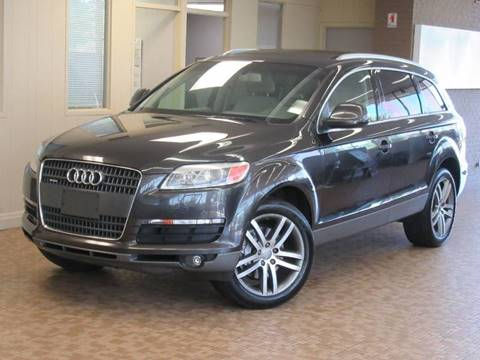 2007 Audi Q7 for sale at Redefined Auto Sales in Skokie IL