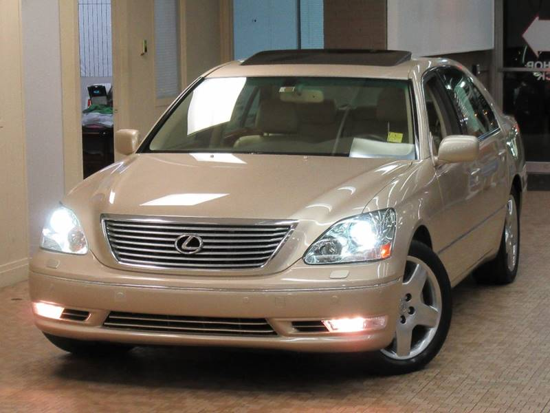 2005 Lexus LS 430 In Skokie IL - Redefined Auto Sales