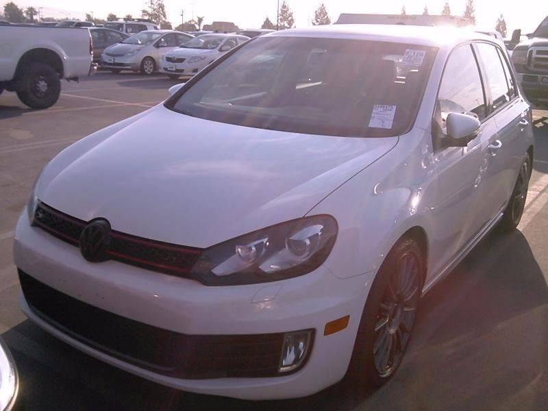 2012 Volkswagen GTI for sale at Redefined Auto Sales in Skokie IL
