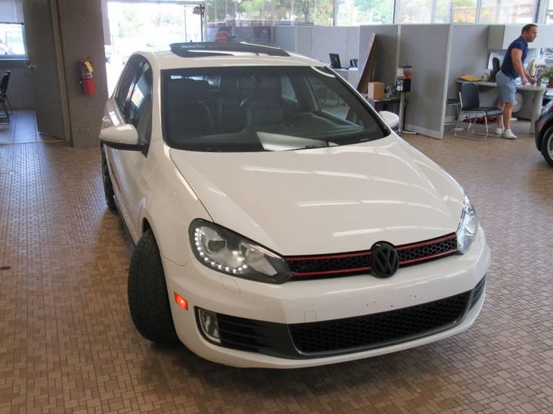 2012 Volkswagen GTI for sale at Redefined Auto Sales in Skokie IL