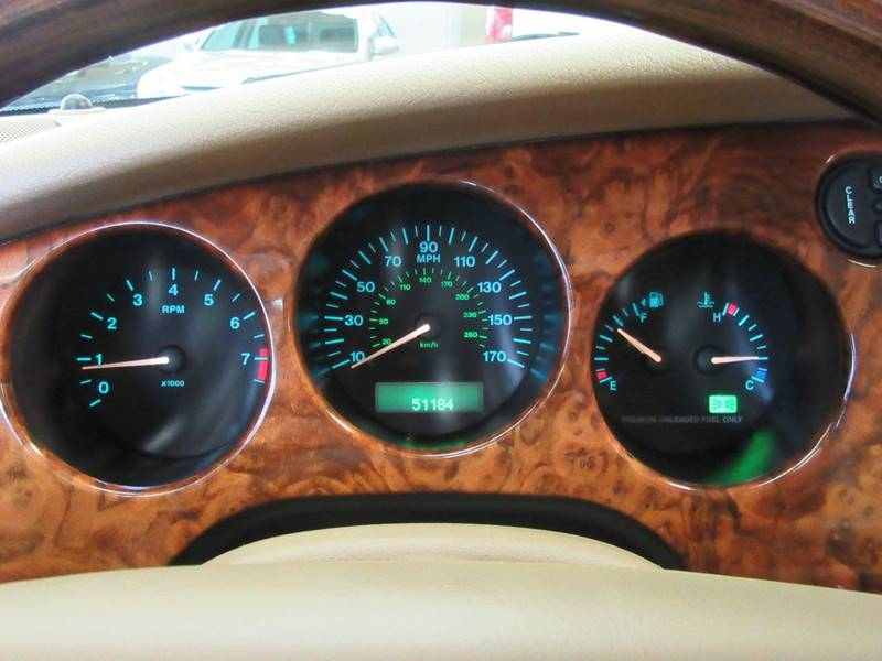 1997 Jaguar XK-Series for sale at Redefined Auto Sales in Skokie IL