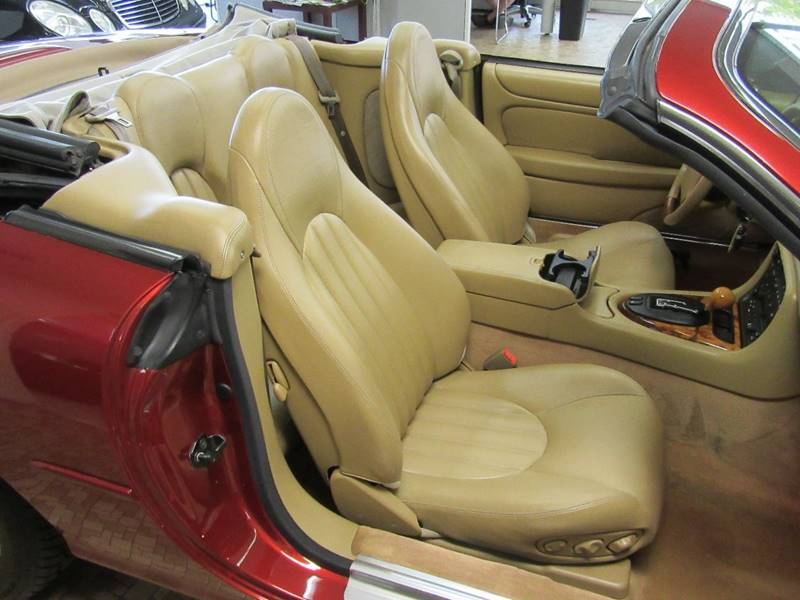 1997 Jaguar XK-Series for sale at Redefined Auto Sales in Skokie IL