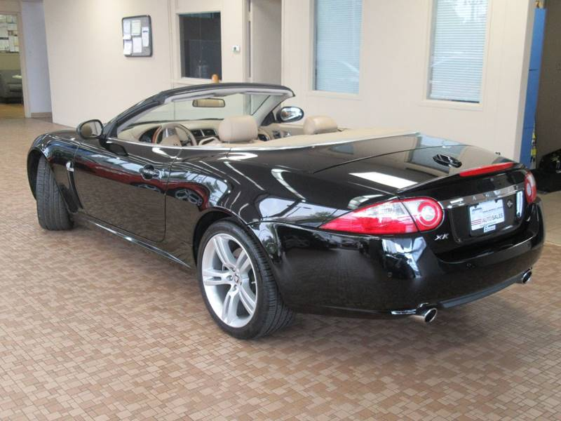2007 Jaguar XK-Series for sale at Redefined Auto Sales in Skokie IL