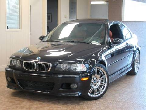2006 BMW M3 for sale at Redefined Auto Sales in Skokie IL