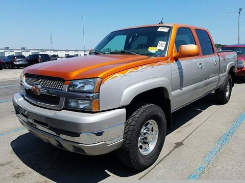 2004 Chevrolet Silverado 2500HD for sale at Redefined Auto Sales in Skokie IL