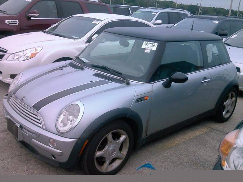 2002 MINI Cooper for sale at Redefined Auto Sales in Skokie IL