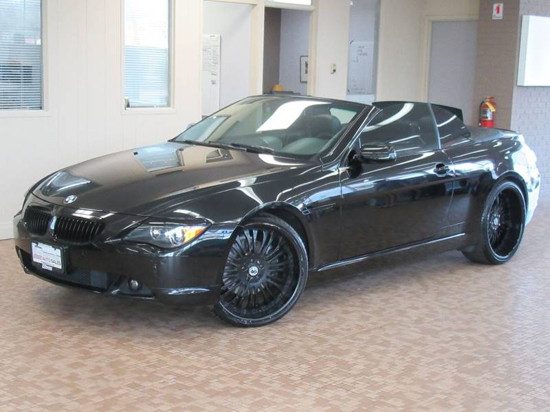 BMW Series Ci In Skokie IL Redefined Auto Sales - Bmw 645 convertible for sale