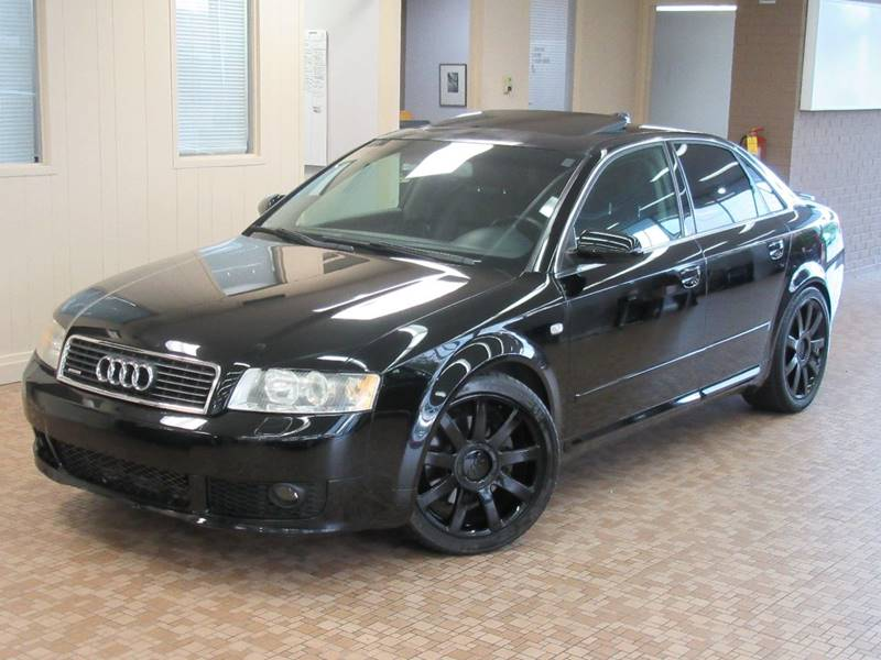 2004 audi a4 3 0 quattro in skokie il redefined auto sales. Black Bedroom Furniture Sets. Home Design Ideas
