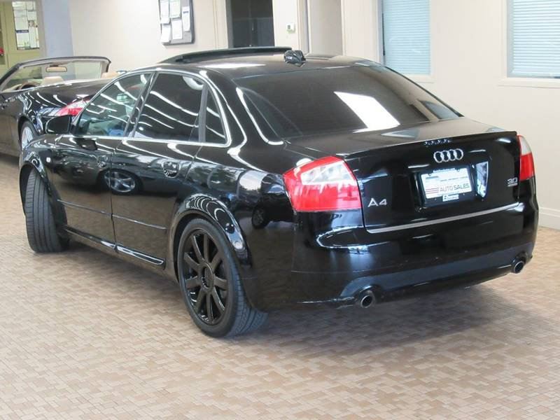 2004 Audi A4 for sale at Redefined Auto Sales in Skokie IL