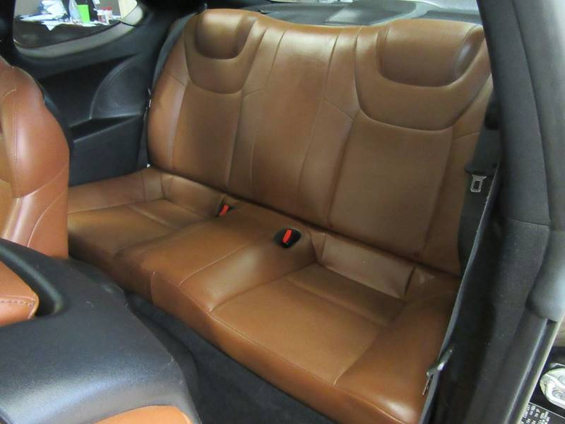 2010 Hyundai Genesis Coupe for sale at Redefined Auto Sales in Skokie IL