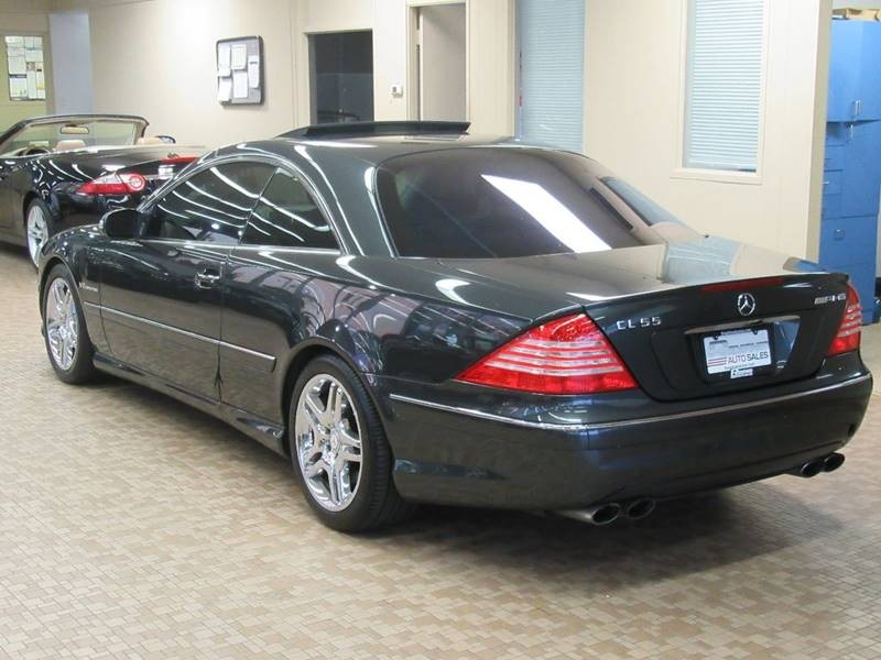 2003 Mercedes-Benz CL-Class for sale at Redefined Auto Sales in Skokie IL