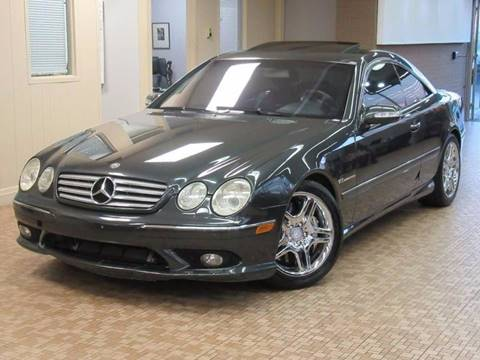 2003 Mercedes-Benz CL-Class for sale in Skokie, IL