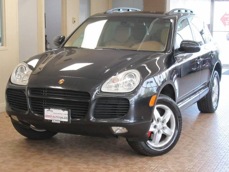 2006 Porsche Cayenne for sale at Redefined Auto Sales in Skokie IL