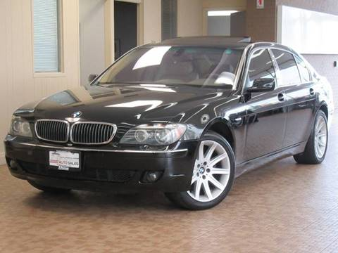 2006 BMW 7 Series for sale at Redefined Auto Sales in Skokie IL
