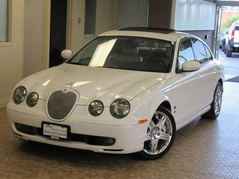 2003 Jaguar S-Type R for sale at Redefined Auto Sales in Skokie IL