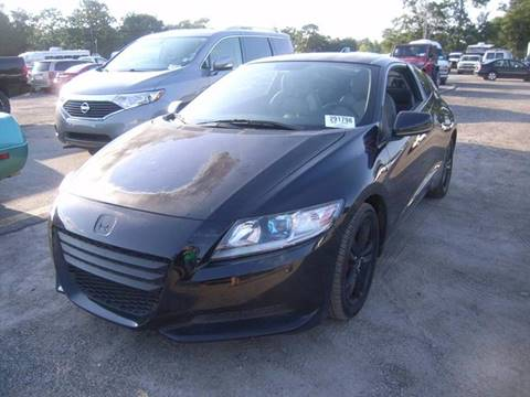 2012 Honda CR-Z for sale at Redefined Auto Sales in Skokie IL