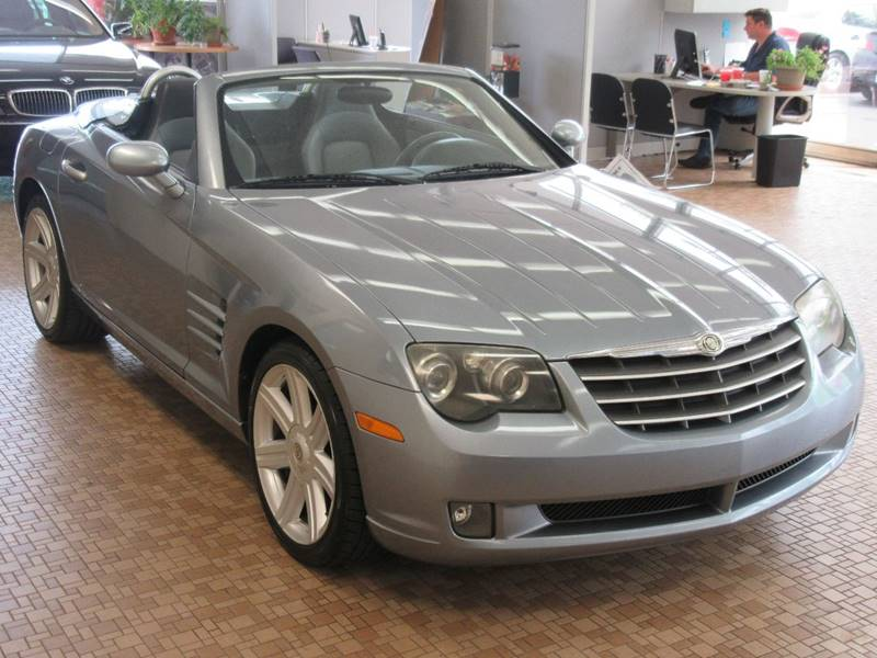 2005 Chrysler Crossfire for sale at Redefined Auto Sales in Skokie IL