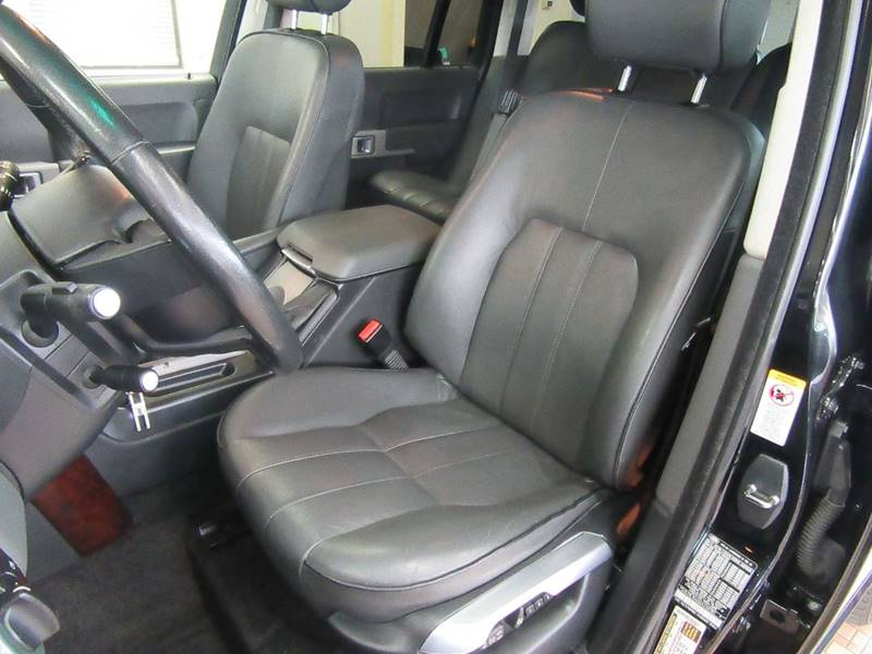 2006 Land Rover Range Rover for sale at Redefined Auto Sales in Skokie IL