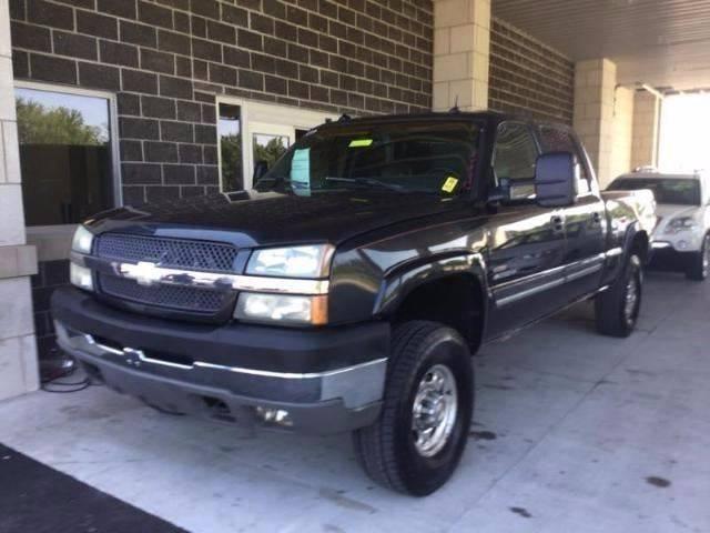 2003 Chevrolet Silverado 2500HD for sale at Redefined Auto Sales in Skokie IL