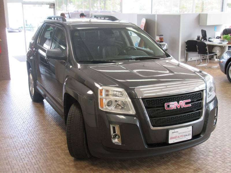 2011 GMC Terrain for sale at Redefined Auto Sales in Skokie IL